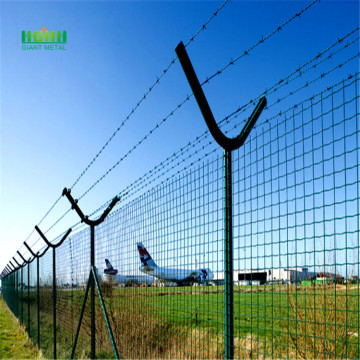 High+Quality+Welded+Iron+Euro+Fence+Panel+for+Wholesale