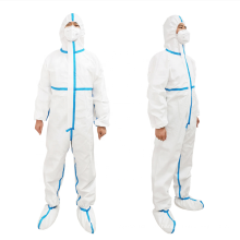 Schutzkleidung Einweg-Overallanzug