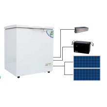 Solar Refrigerator and Freezer of Difference Size