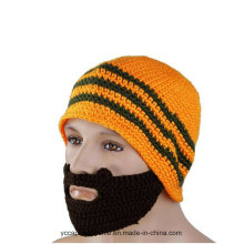 High Quality Bearded Wool Knitted Hats