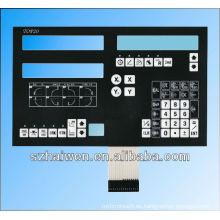 Interruptor de membrana de alto rendimiento utilizado en productos electrónicos