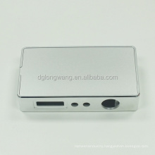 China spare parts for box mod made by cnc machining service