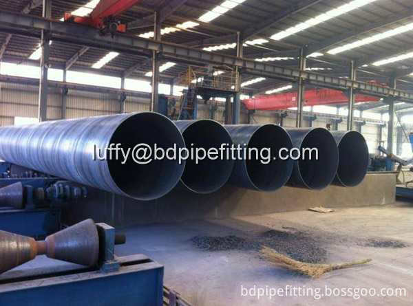 SSAW Pipe