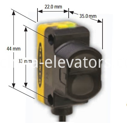 Photoelectric Transducers QS30FF400Q | QS30FF400 for ThyssenKrupp Escalators