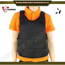 T-shirt anti-blind noir tactique militaire de niveau 3