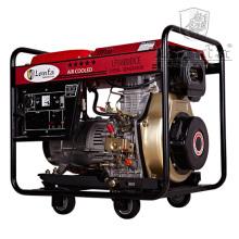 2kw / 3kw / 5kw / 6kw / 7kw Tipo Kama Generador Diesel para la venta