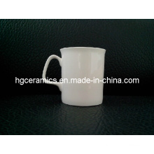 10oz feine Knochen China Becher, Ruby Bone China Becher