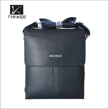 Branded Men Sling Bag Genuine Leather Messenger Shoulder Bag