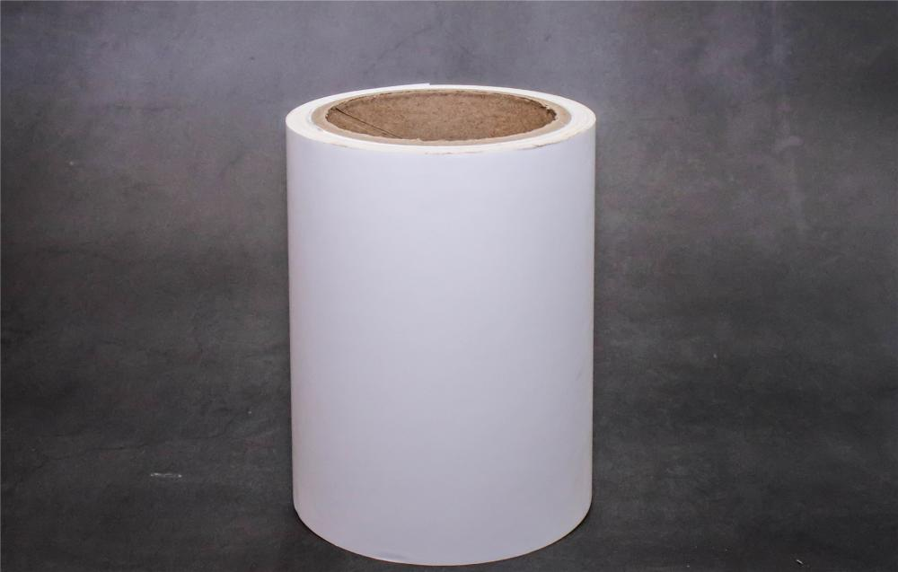 Cast Coated Paper with Yellow Release Paper