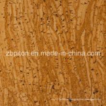 Wood Series Luxury Vinyl Tile PVC Flooring Lvt (CNG0484N)