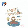 Não-Tóxico Beleza Rosto Corpo Personagem De Desenho Animado Adesivos Para Crianças