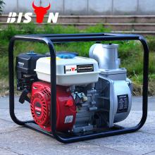 BISON Chine Taizhou CM82CX Moonlight 6.5hp Boîtier de pompe solide de 3 pouces Petit moteur à essence Pompe hydraulique à pompe rapide Livraison rapide