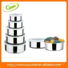 Hochwertiger Edelstahl-Mischbecher (RMB)