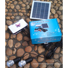 Solar Rural Markets LED Lighting Light System in High Quality Parts