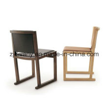 European Style Leather Seating Dining Chair (C41)