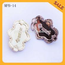 MPB14 Специальный металлический значок броши с металлическим нагрудным знаком; Латунная эмблема