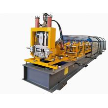Galvanized Sheet C Z Purlin Production Line