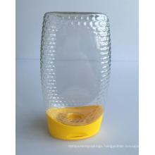 500g/360ml Pet Honey Bottle Jam Bottles Ketchup Bottle Mayonnaise Bottle (EF-H08500)