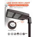 led parking lotshoebox area light
