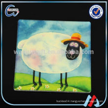 rubber sheep fridge magnet maker