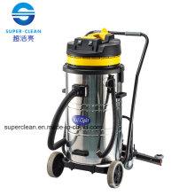 Aspirador húmedo y seco del acero inoxidable 80L (HL80-2W)