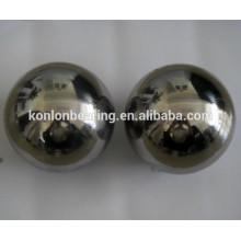 Aço cromado g1000 bolas de rolamento / bolas de aço