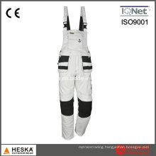 Workwear Mens Overall Polycotton Bib Pants