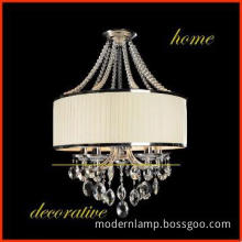 single glass pendant lamp