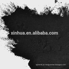 purificação de água de carvão ativado