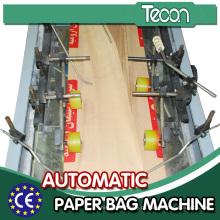 Saco de papel de Kraft do cimento da camada 2-4 que faz a máquina