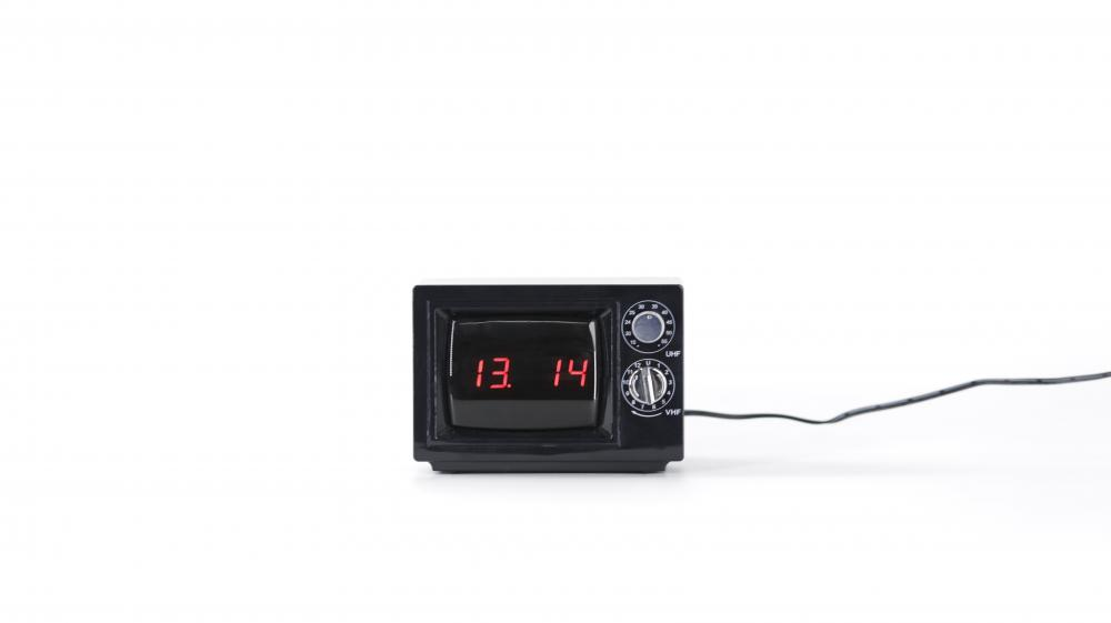 Desk Time Clock