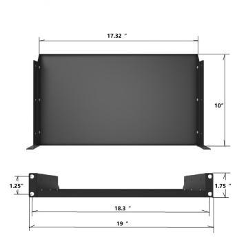 Standard Universal Server Rack Cabinet Shelf Rack