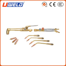 Switzerland Type Cutting Torch Gloor Gas Cutting Torch