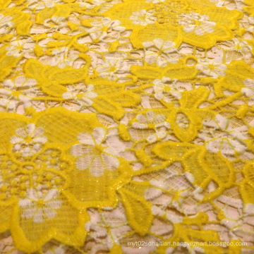 Decorative Fabric Printed Textile Lace