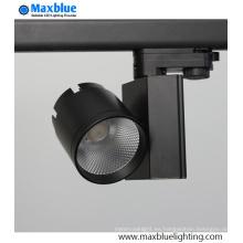 High CRI97 LED Track Lighting para tienda de ropa y tienda de cadena