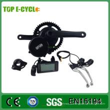 Bafang 8fun BBS03 motor BBSHD 48 V 250 W-1000 W Mid-Drive Motor E-bicicleta Kit de Conversão motor elétrico para bicicleta