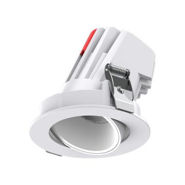 Refletor LED 25W espiga embutida embutida ajustável