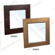 Espelho Home Plástico 30X30cm para Decoração