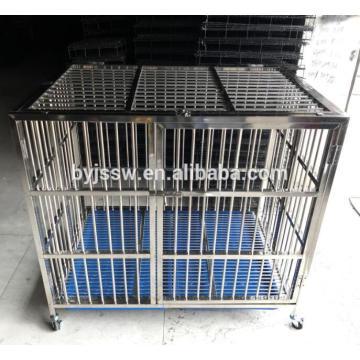 Starker Edelstahl-Hundezwinger-Käfig-Großverkauf (schnelle Lieferung)