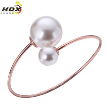 Edelstahl Armbänder Perlen Armbänder