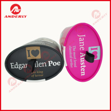 Special Gift Packaging Custom Oval Paper Tube