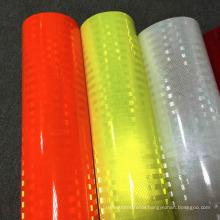 Acrylic High Intensity Grade Reflective vinyl sheeting