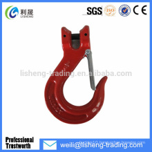 G80 U.S.type clevis slip crane hook latch