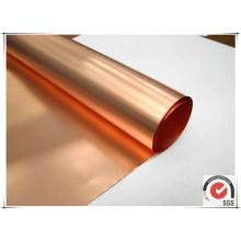 U Condensation tuyau en cuivre c11000 c44300 c1100 c1020