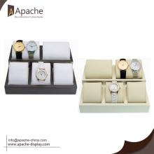 Special for Watch Displays,Watch Display Holder,Watch Counter Display Manufacturer in China Wooden Watch Counter Display Box For Shop export to Indonesia Exporter