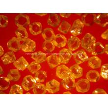 Matériau extra-dur de diamants synthétiques