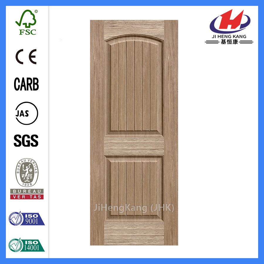 *JHK-S04 Light Oak Doors Internal Flush Interior Door Veneer Kitchen Door Skin