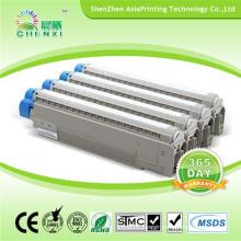 Cartouche de toner imprimante laser compatible pour Oki C8600