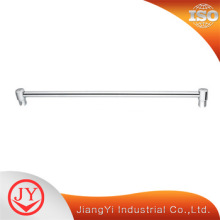 Shower Curtain Rod Glass Screen Connect Bar