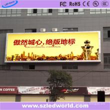 Painel de exibição de vídeo de LED ao ar livre de poupança de energia P10